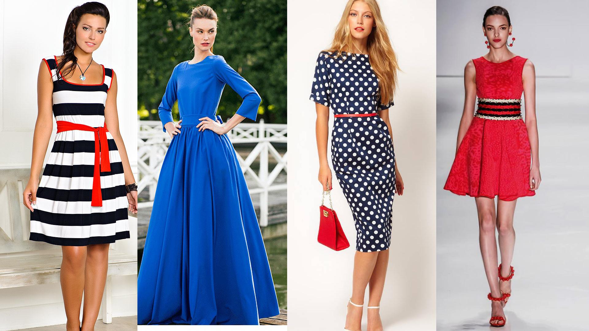 стильные наряды 2015