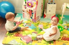 игрушка-подарок на годик