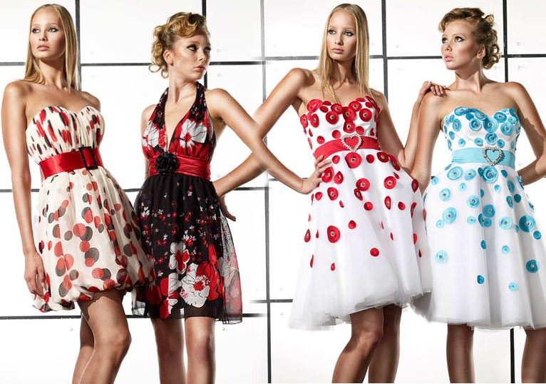 стильные модели весна-лето 2015