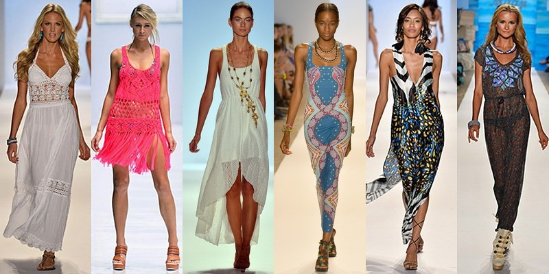 платья-сарафаны для лета