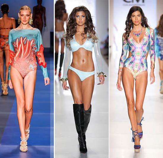 женские пляжные наряды
