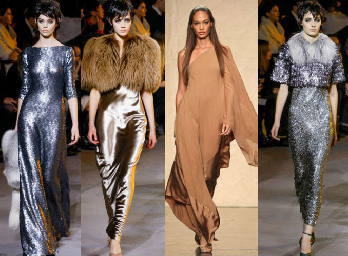 Модные платья на новый год 2016