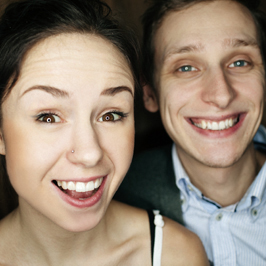 Татьяна и Антон — создатели бренда